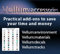 Ashlar-Vellum Accessories for 3D Modeling & CAD